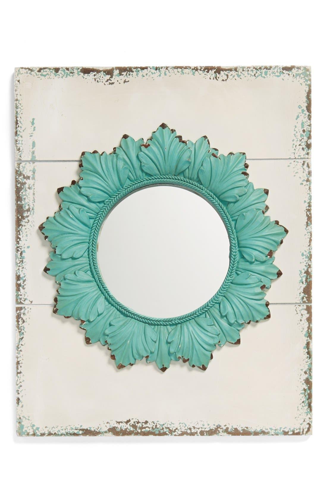 Alternate Image 1 Selected - VIP International Framed Mirror