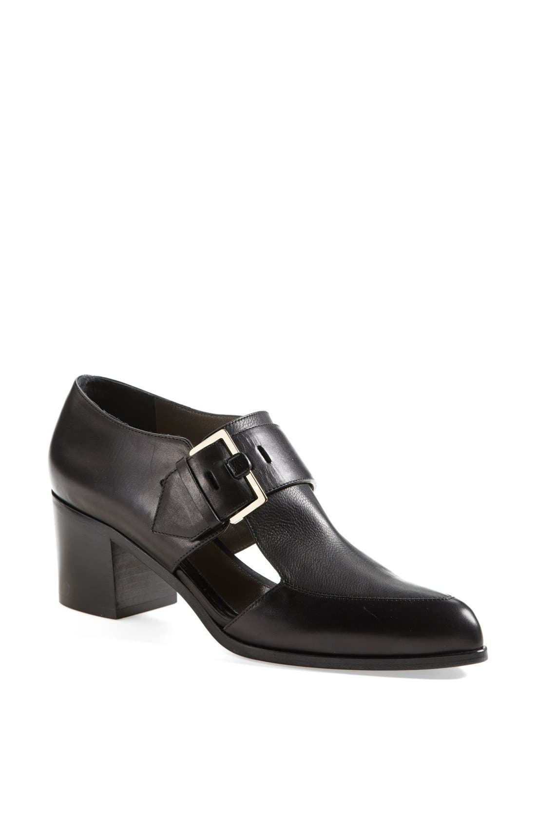 Alternate Image 1 Selected - Jason Wu Brogue Buckle Boot