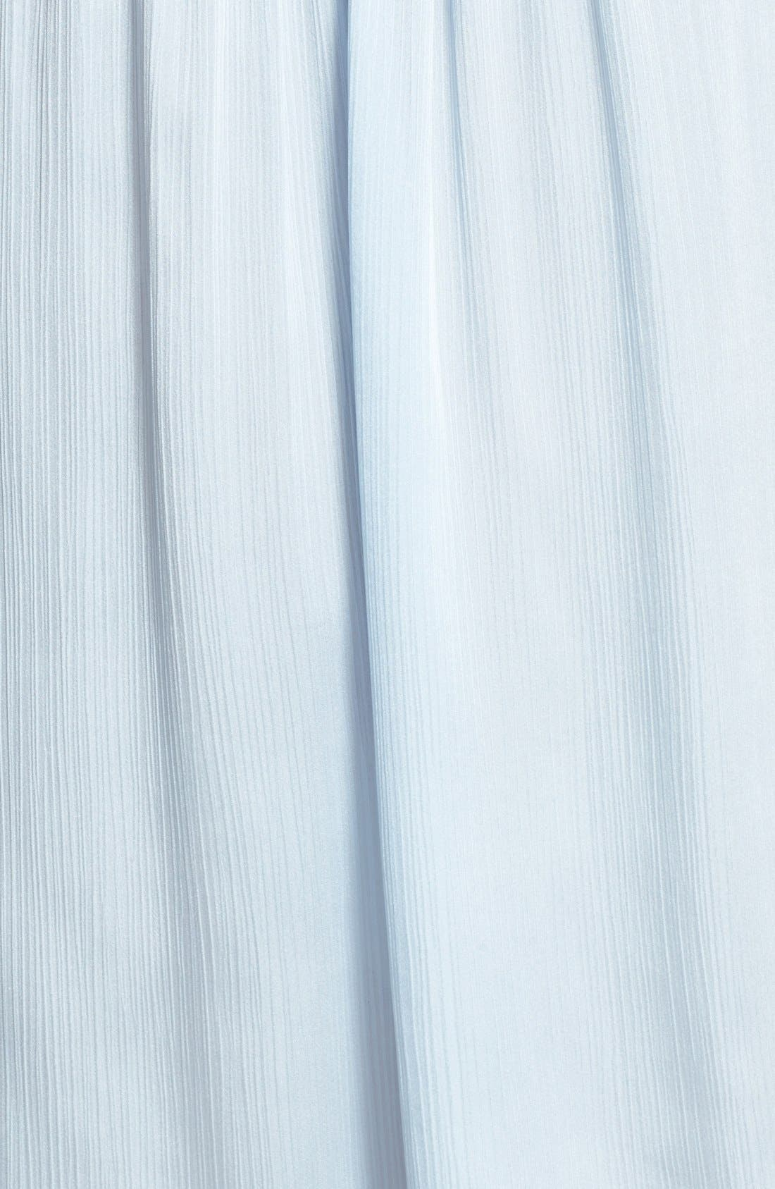 Alternate Image 3  - Oscar de la Renta Sleepwear 'Classic Mix' Lace Trim Satin Chemise