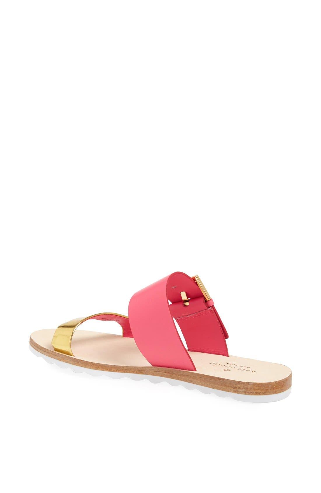 Alternate Image 2  - kate spade new york 'attitude' slide sandal