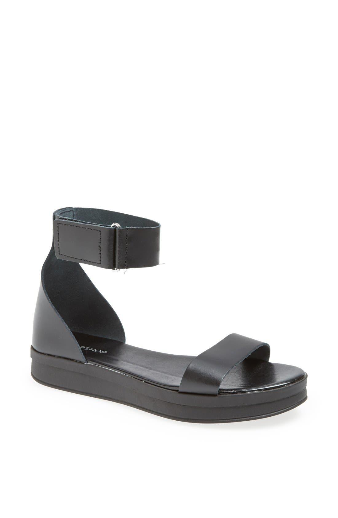 Alternate Image 1 Selected - Topshop 'Harper' Sandal