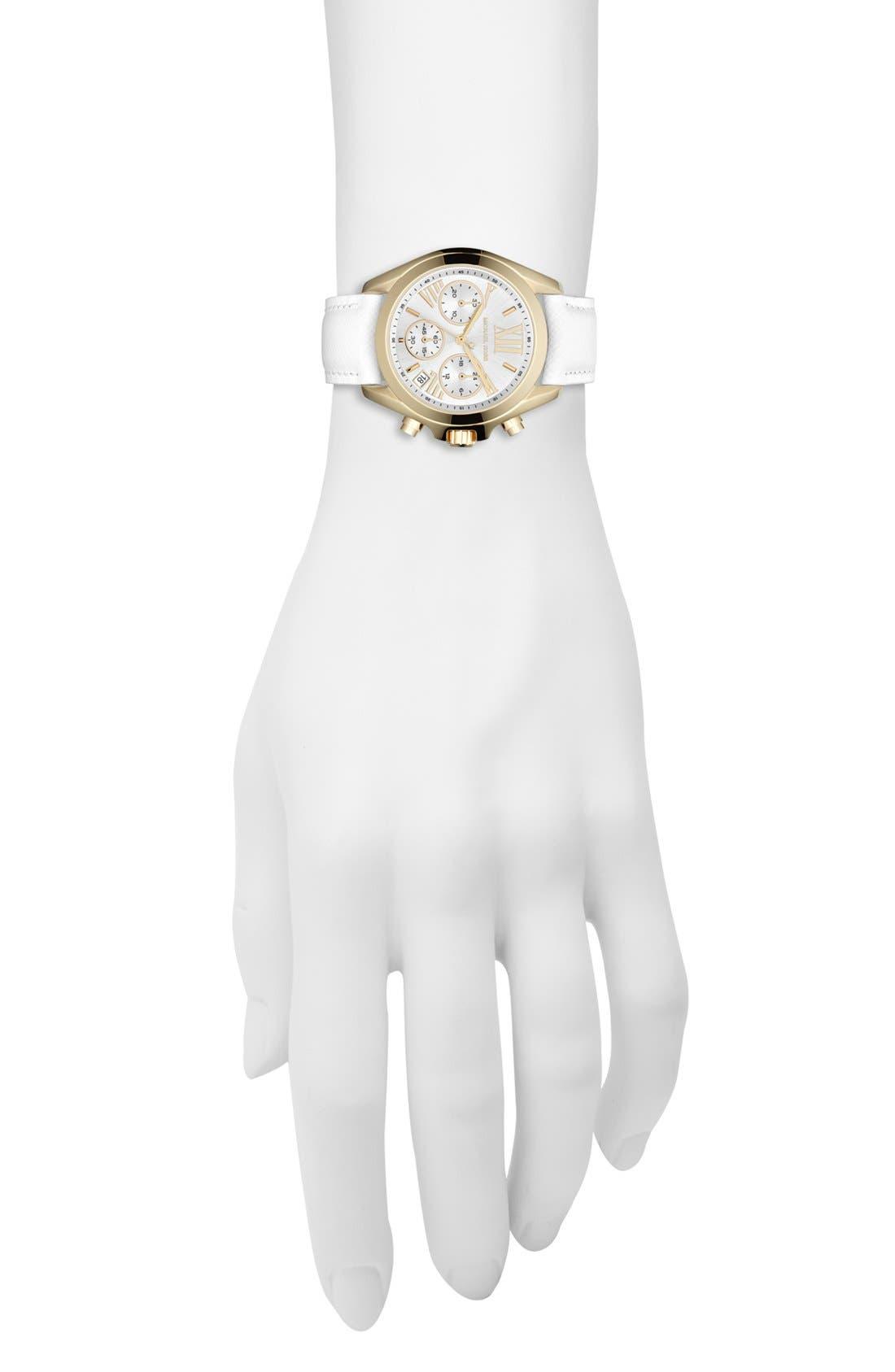 Alternate Image 2  - Michael Kors 'Bradshaw - Mini' Chronograph Watch, 36mm
