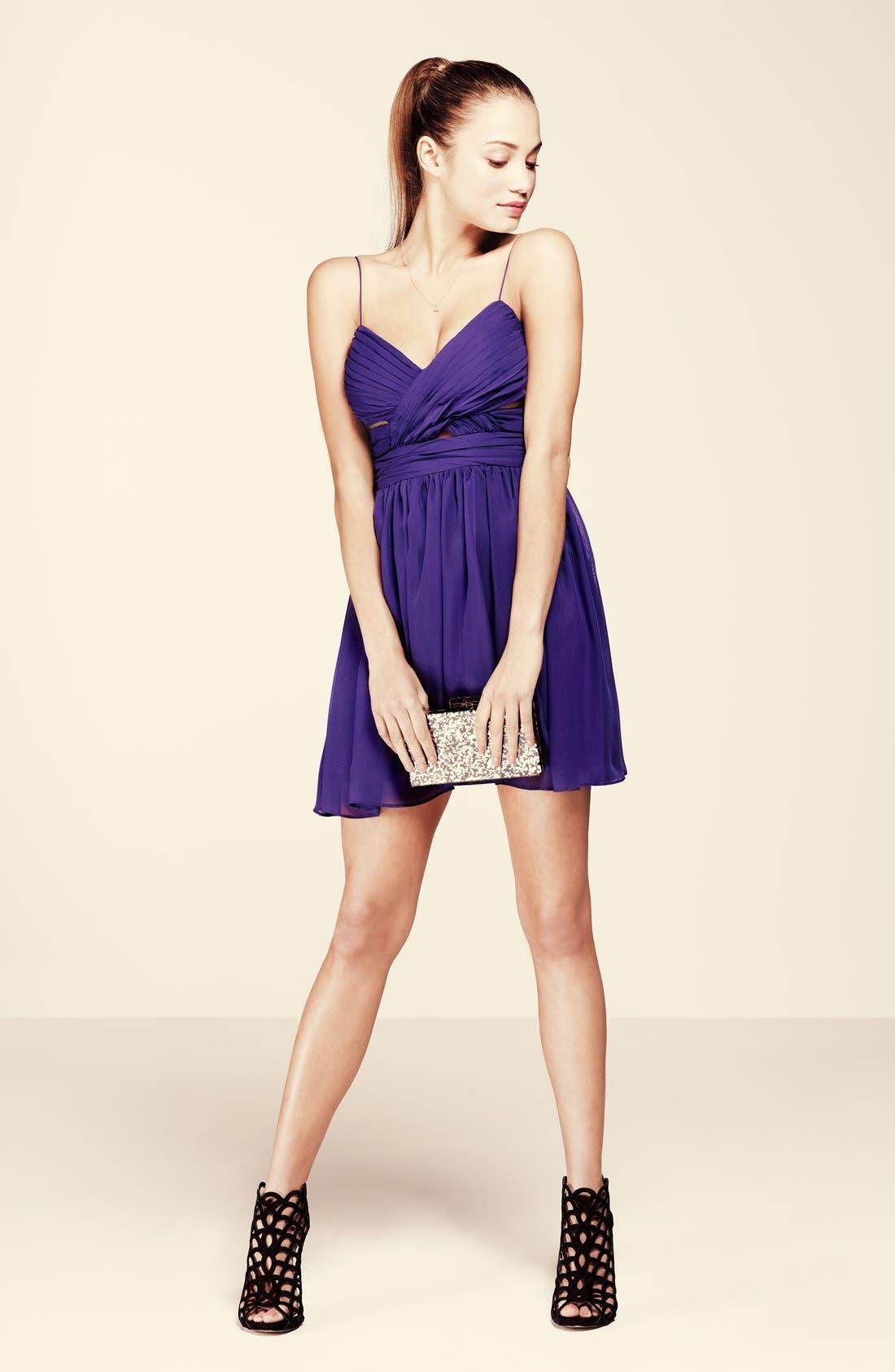Main Image - Hailey Logan Dress & Accessories