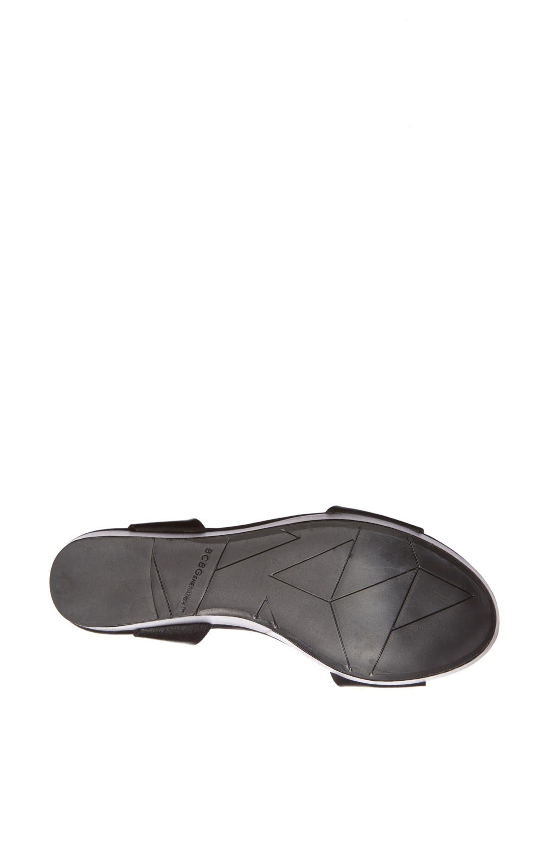 Alternate Image 4  - BCBGeneration 'Fiji' Wedge Sandal