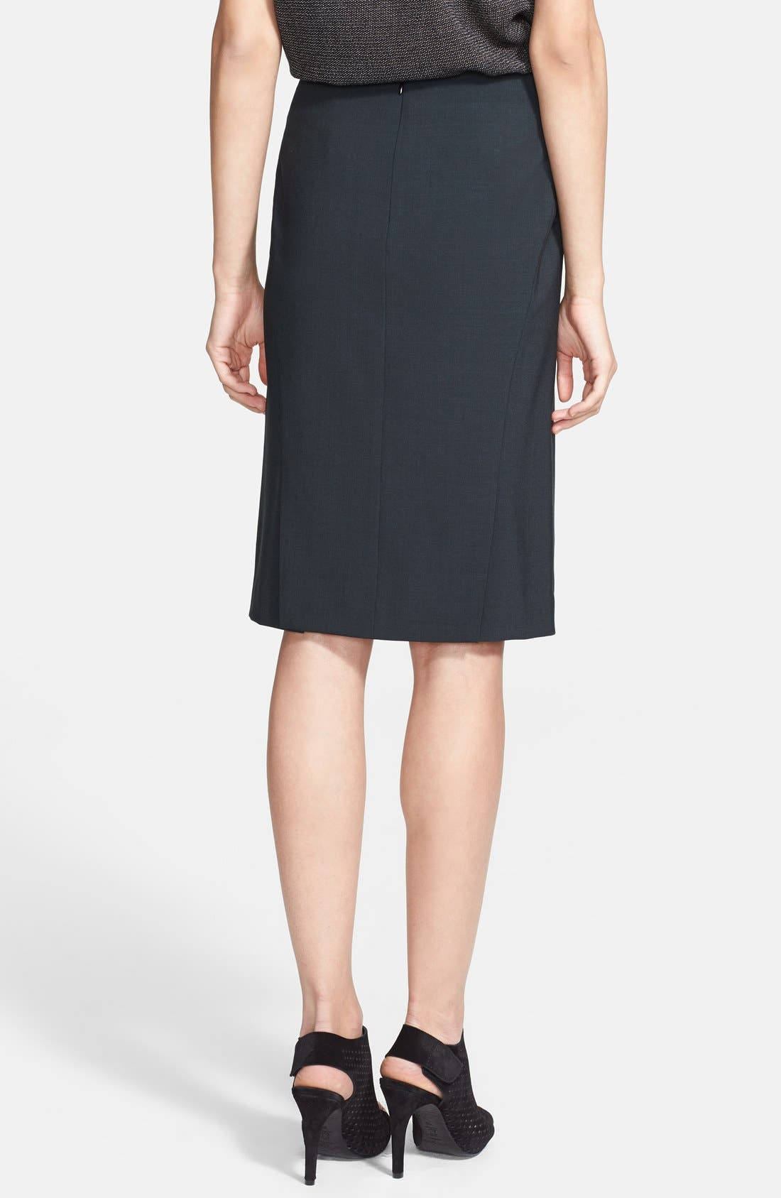 Alternate Image 2  - Theory 'Golda 2' Pencil Skirt