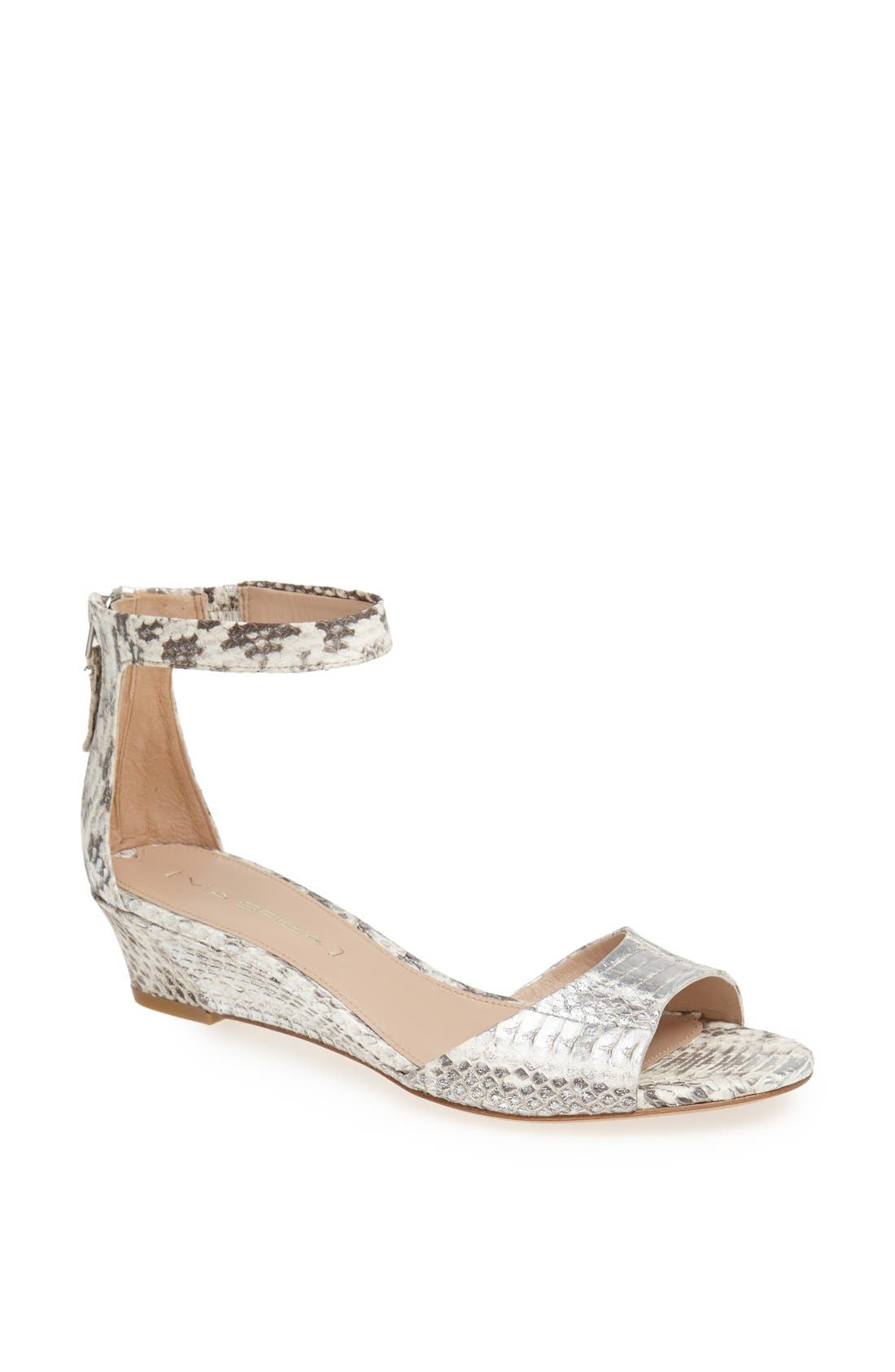 Main Image - Via Spiga 'Terrilyn' Wedge Sandal