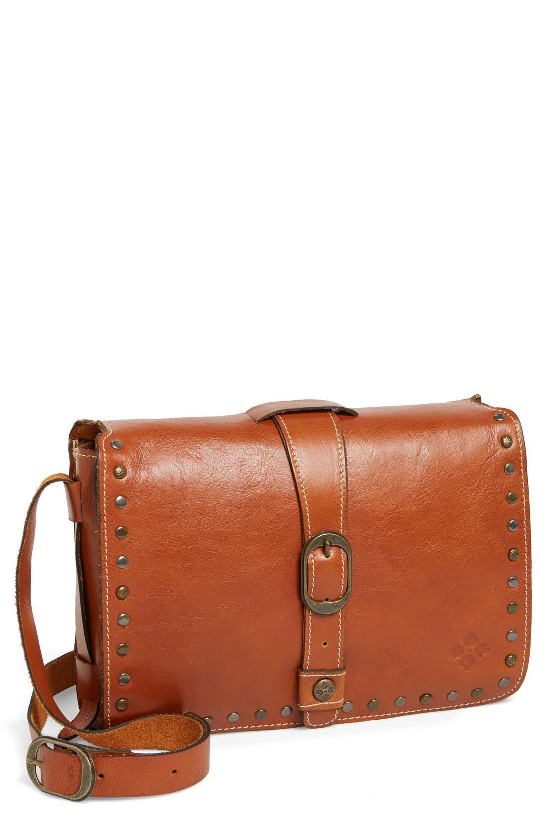 Main Image - Patricia Nash 'Mantova' Leather Crossbody Bag