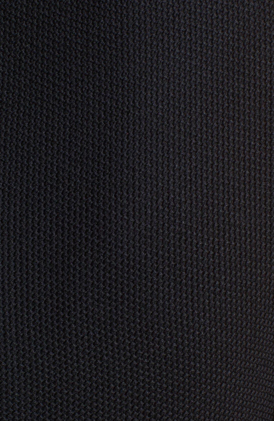 Alternate Image 3  - St. John Collection Novelty Ribbon Knit Dress