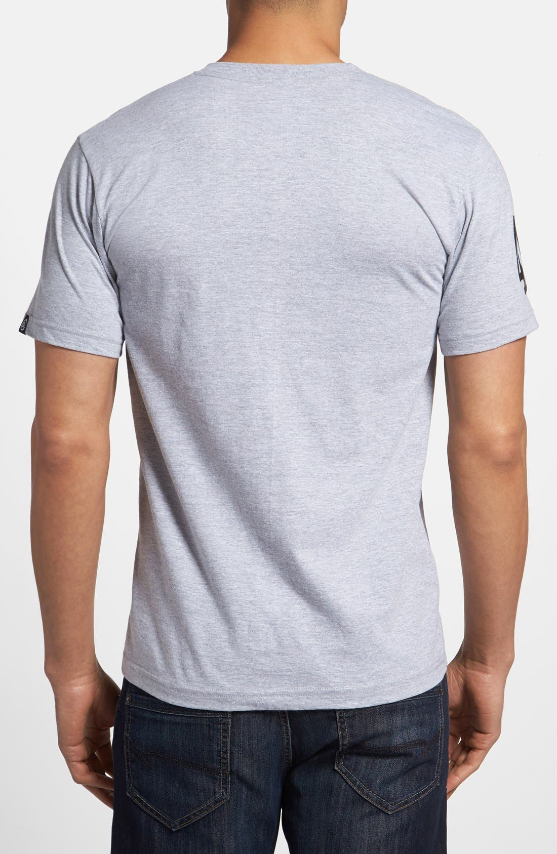 Alternate Image 2  - Casual Industrees 'Reign' Pocket T-Shirt