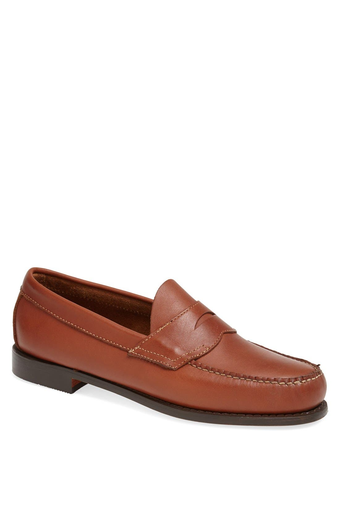 Alternate Image 1 Selected - G.H. Bass & Co. 'Logan' Penny Loafer