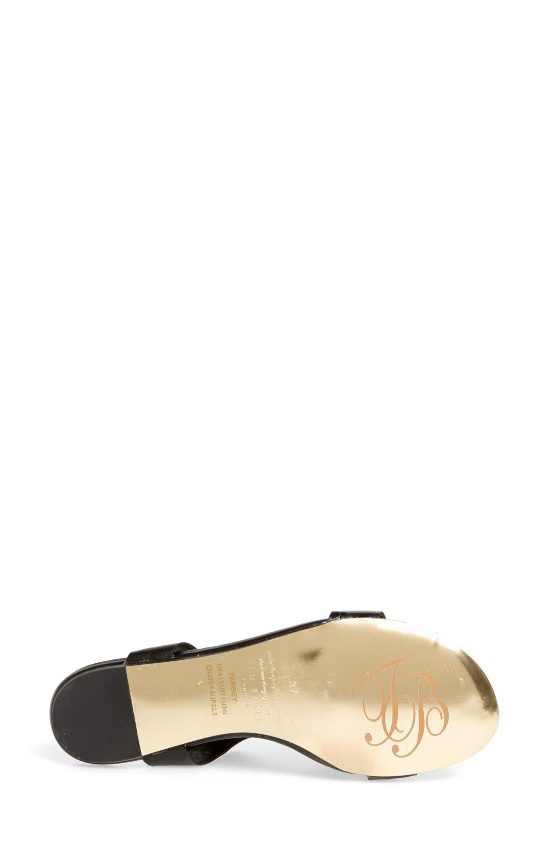 Alternate Image 4  - Ted Baker London 'Tabbey' Sandal