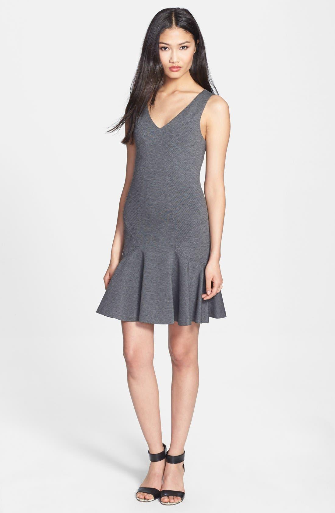 Alternate Image 1 Selected - Diane von Furstenberg 'Carla' Knit Sheath Dress