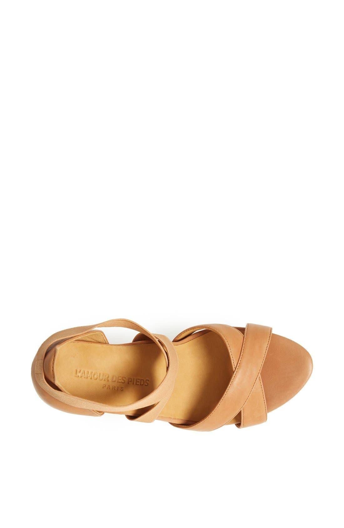 Alternate Image 3  - L'Amour des Pieds 'Ineesa' Sandal