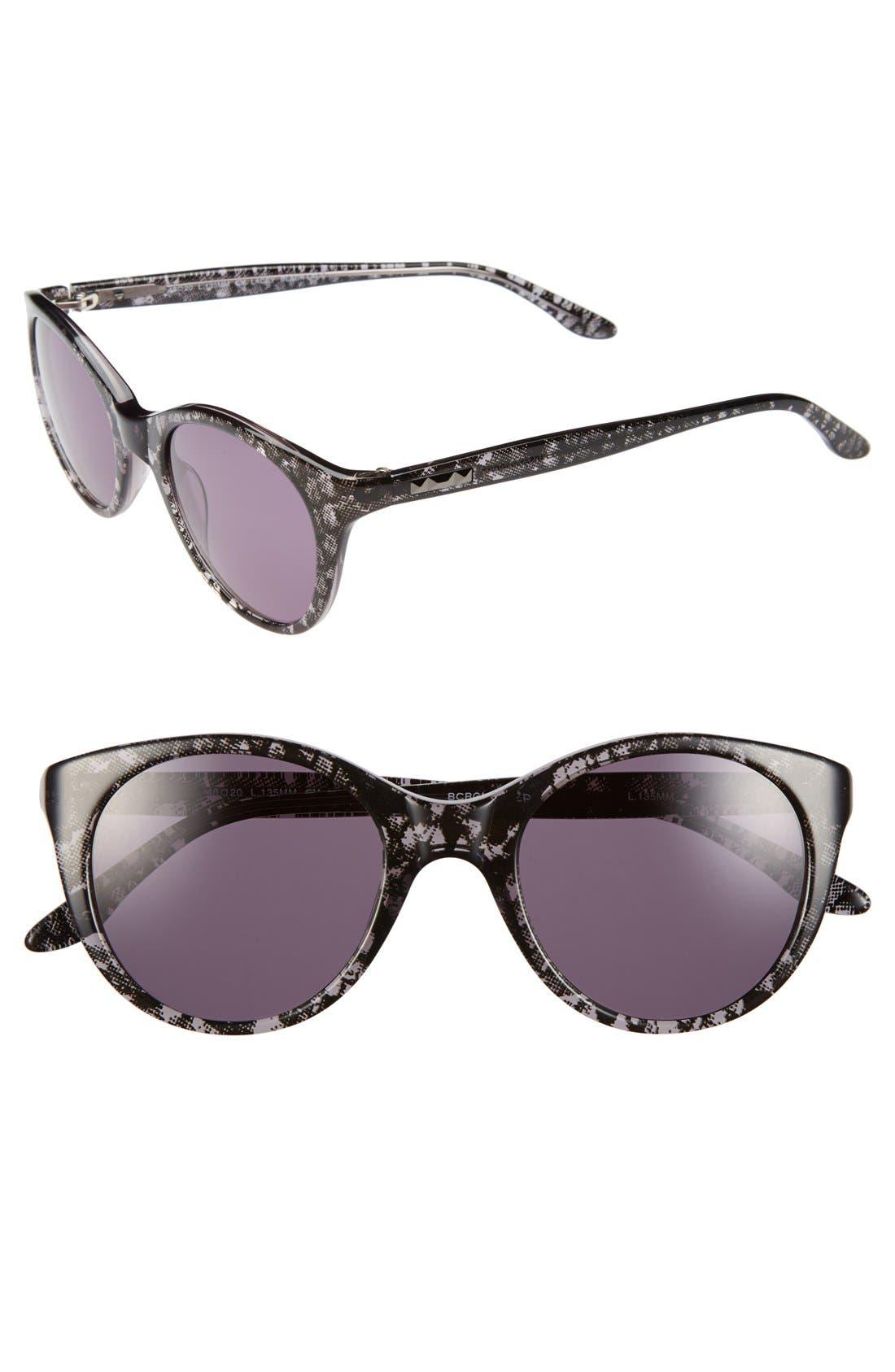 Alternate Image 1 Selected - BCBGMAXAZRIA 'Lacey' 48mm Sunglasses
