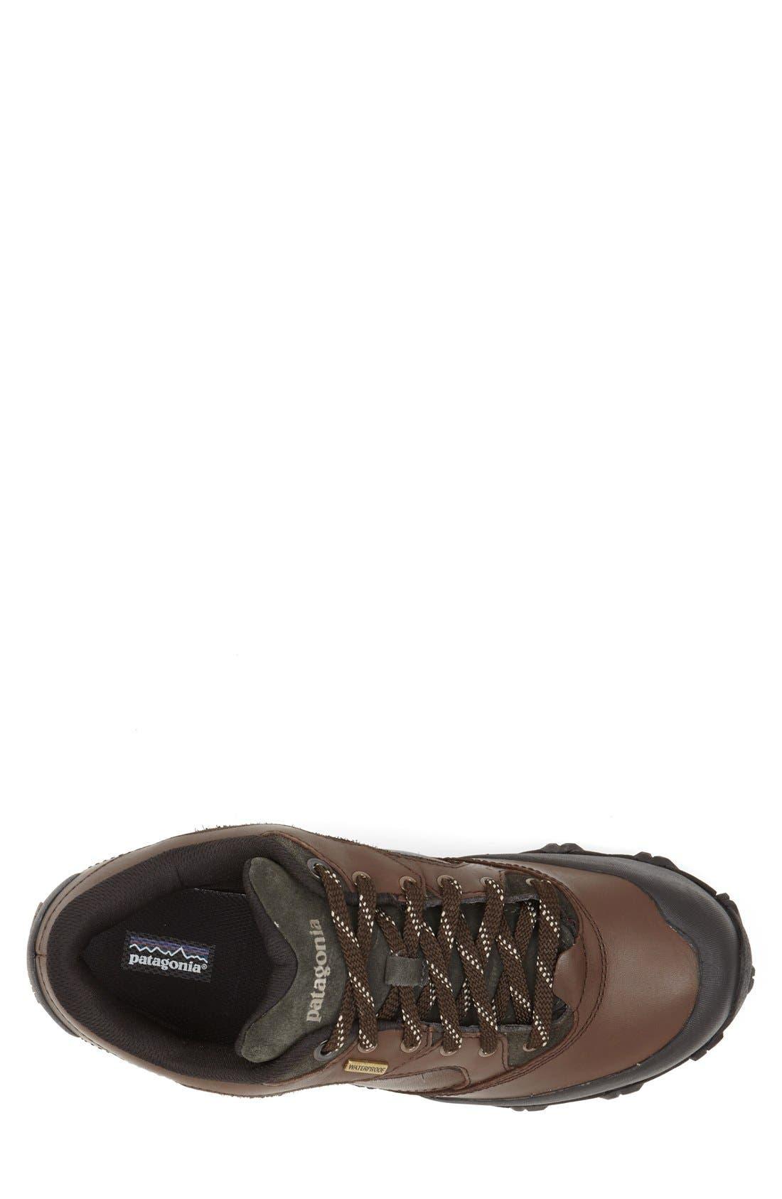 Alternate Image 3  - Patagonia 'Drifter 2.0' Waterproof Hiking Shoe (Men)