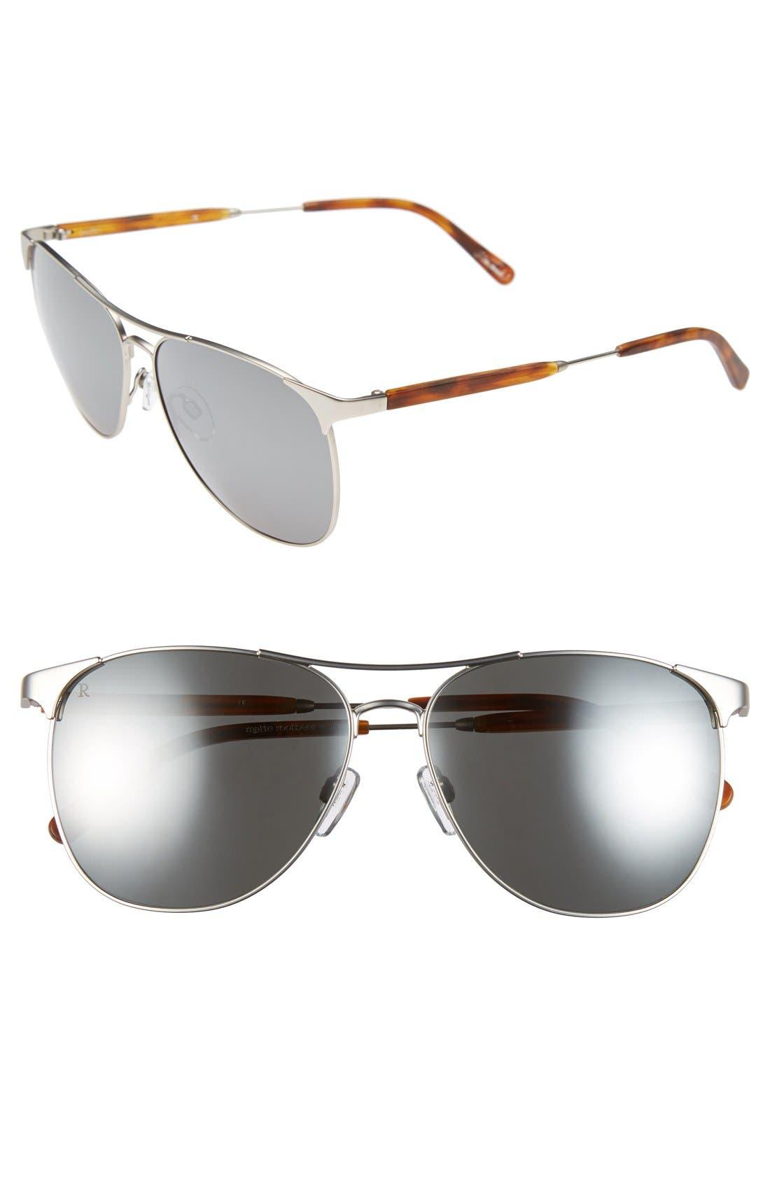 Alternate Image 1 Selected - RAEN 'Castor' 58mm Sunglasses