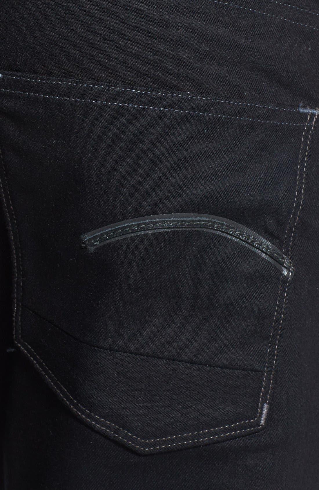 Alternate Image 4  - G-Star Raw 'Defend Edington' Slouchy Slim Fit Jeans (3D Raw)