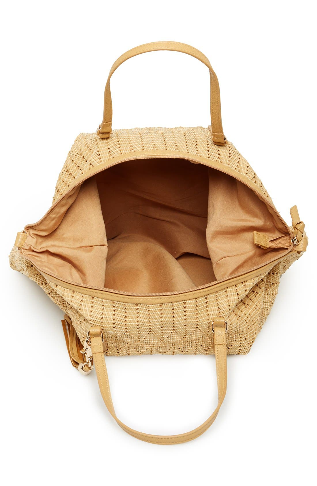 Alternate Image 2  - POVERTY FLATS by rian Woven Tote