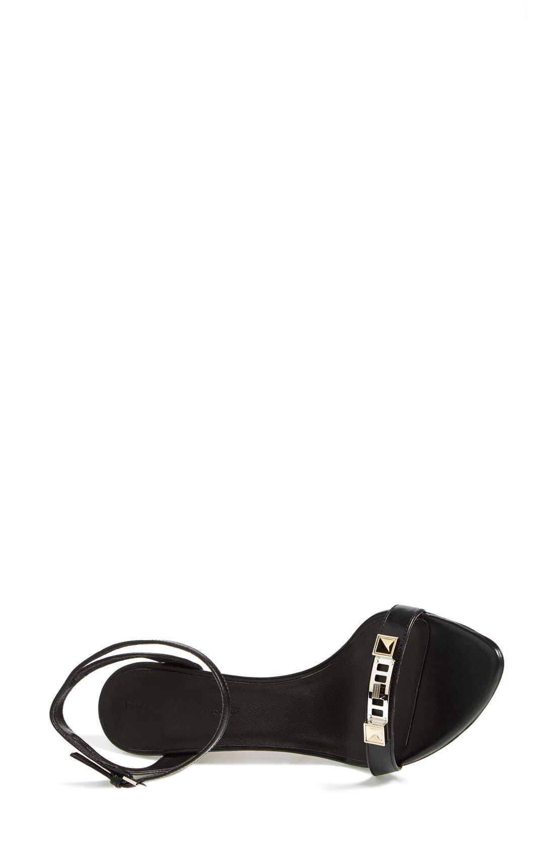 Alternate Image 3  - Proenza Schouler Leather Ankle Strap Sandal