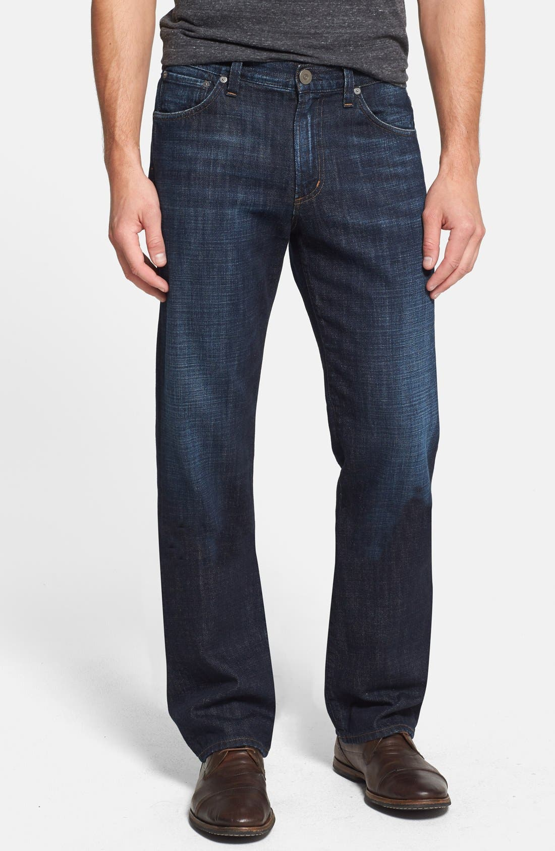 Alternate Image 1 Selected - Citizens of Humanity 'Sid' Straight Leg Jeans (Vermont)