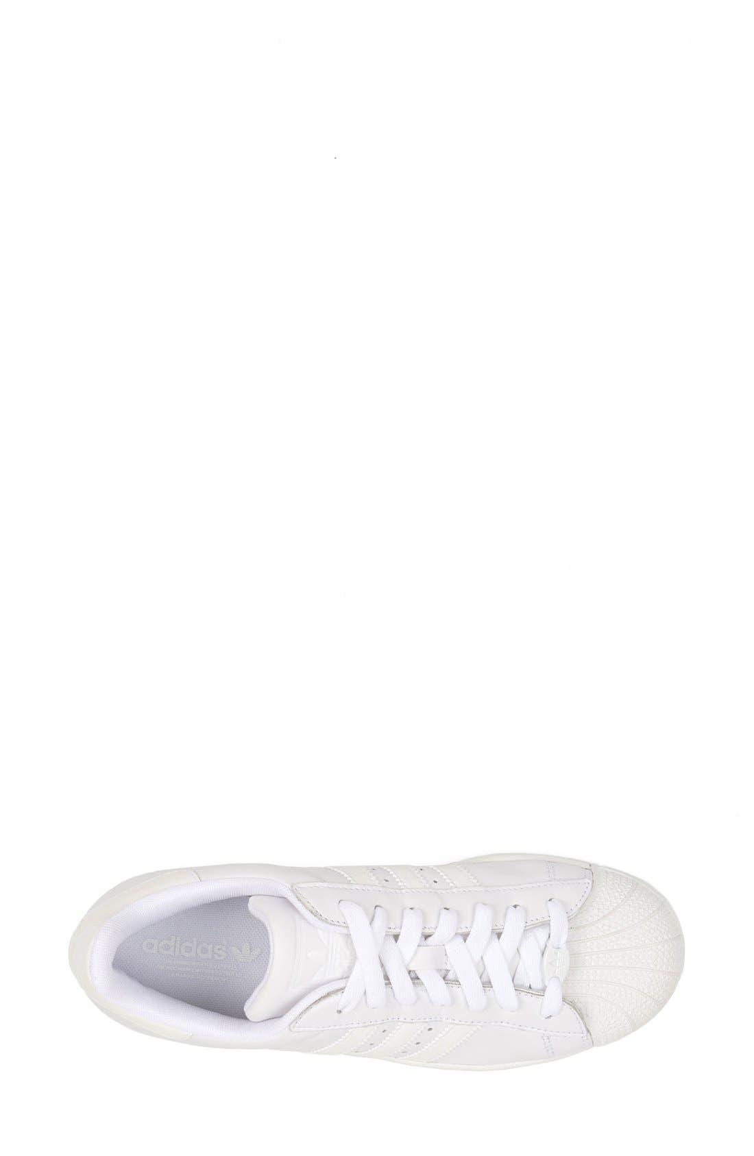 Alternate Image 3  - adidas 'Superstar II' Sneaker (Women)