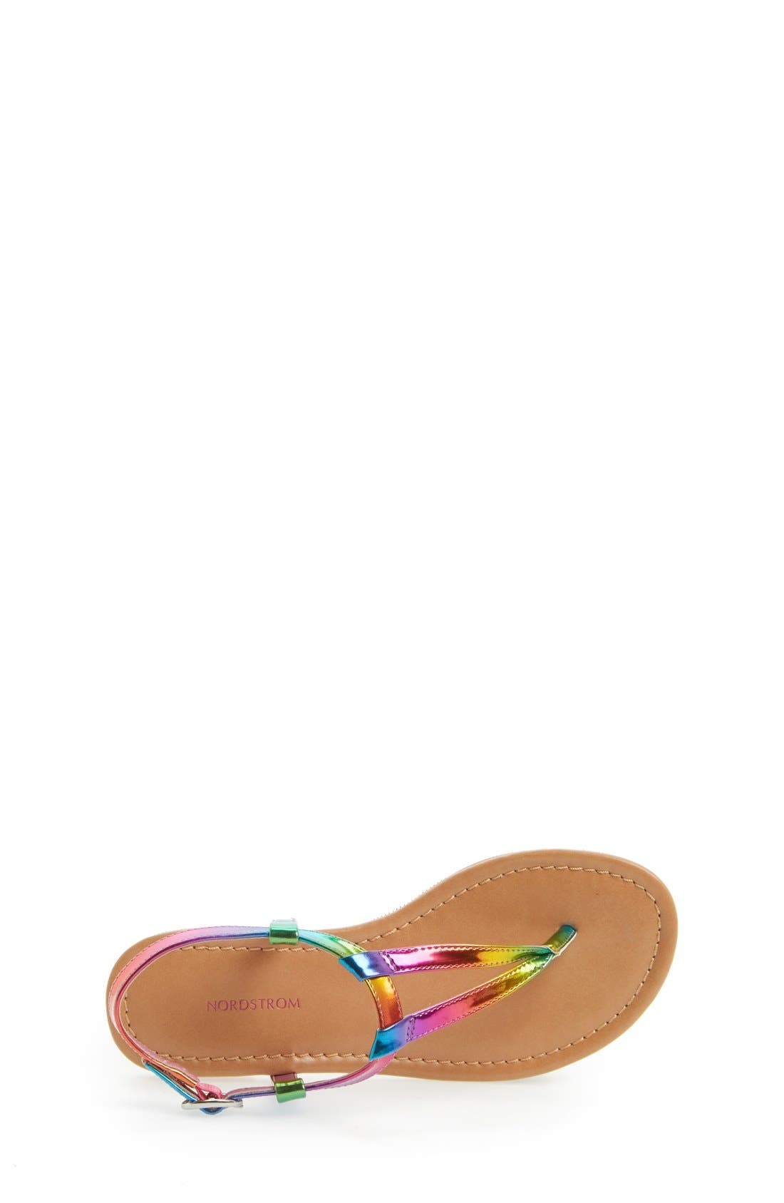 Alternate Image 3  - Nordstrom 'Audra' Sandal (Toddler, Little Kid & Big Kid)