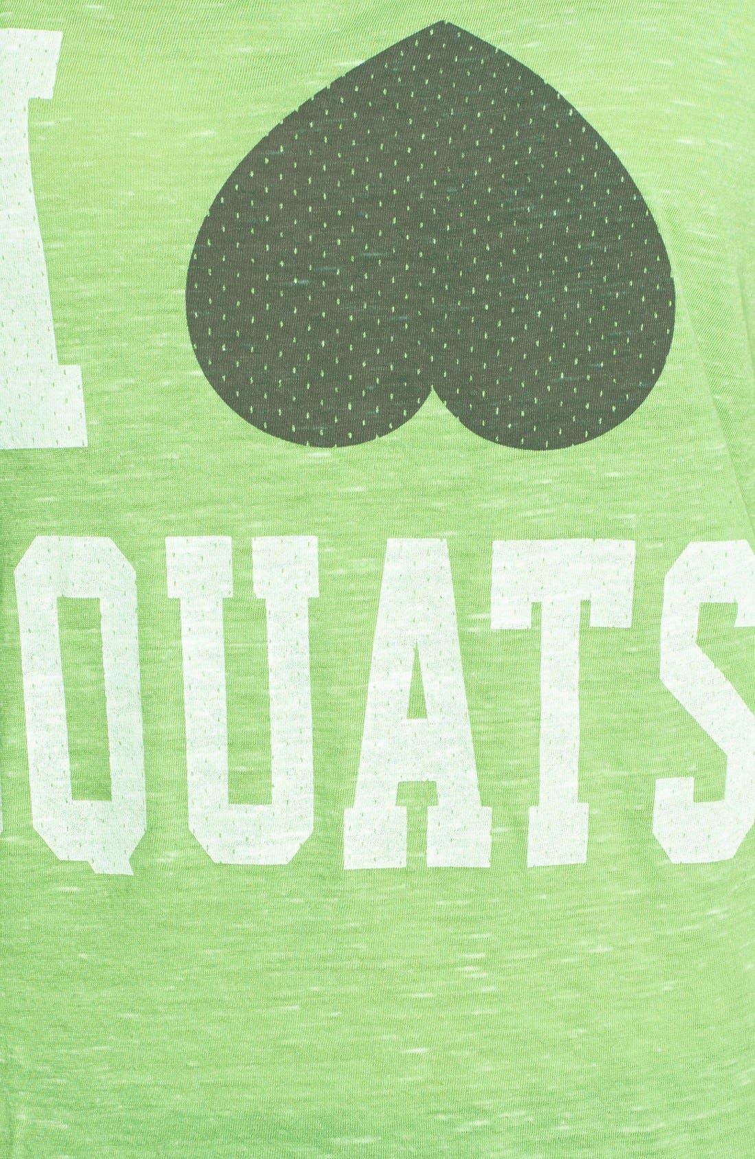 Alternate Image 3  - Unit-Y 'I Heart Squats' Tee