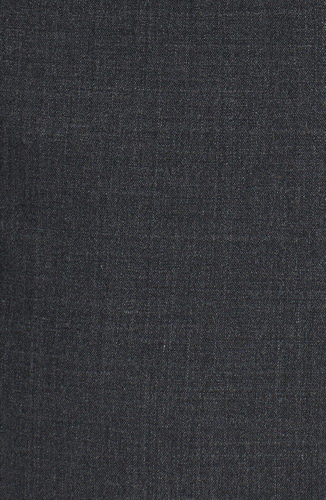 Alternate Image 3  - BOSS 'Dilina' Stretch Wool Suiting Sheath Dress