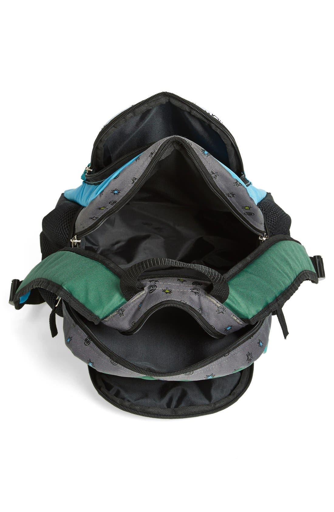 Alternate Image 2  - CHOOZE Reversible Backpack (Kids)