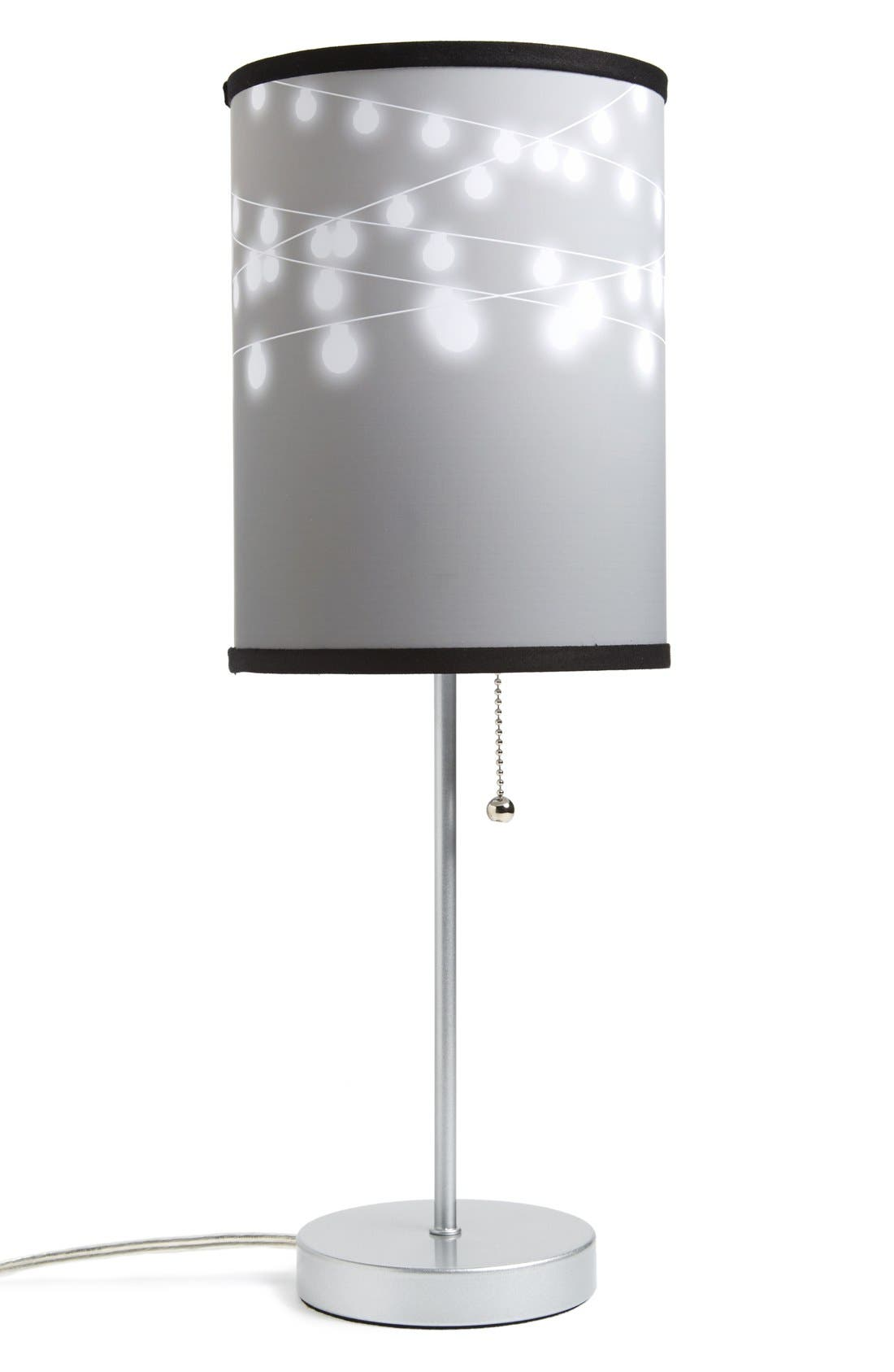 Alternate Image 1 Selected - LAMP-IN-A-BOX 'Light String' Table Lamp