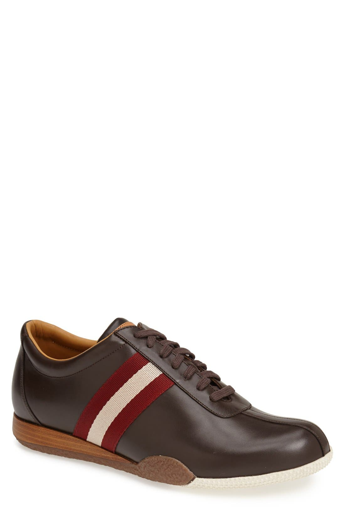 Alternate Image 1 Selected - Bally 'Freenew' Leather Sneaker (Online Only)