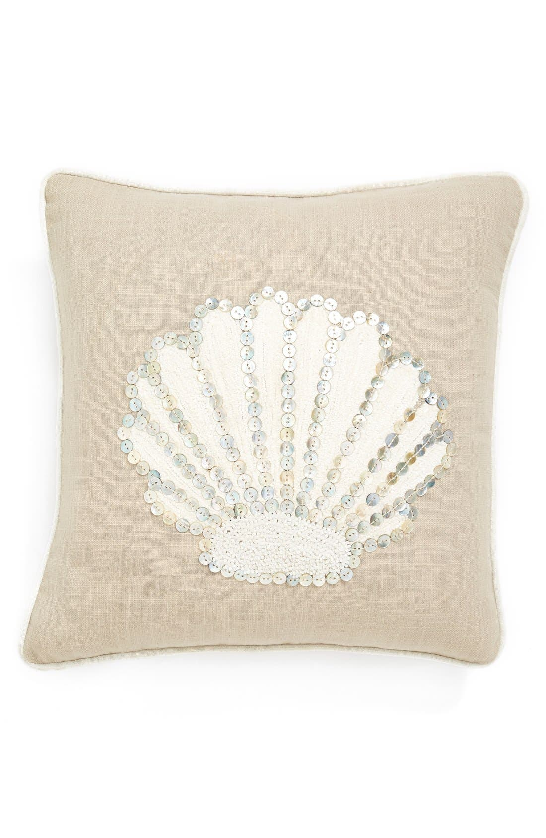 Alternate Image 1 Selected - Loloi 'Seashell' Pillow