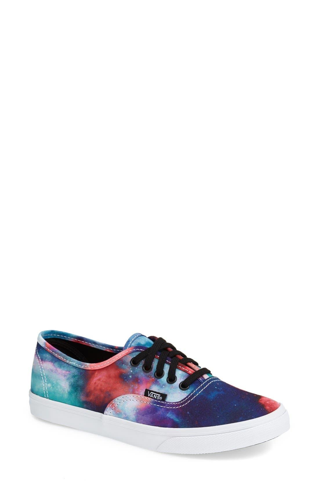 Alternate Image 1 Selected - Vans 'Authentic - Lo Pro' Sneaker (Women)