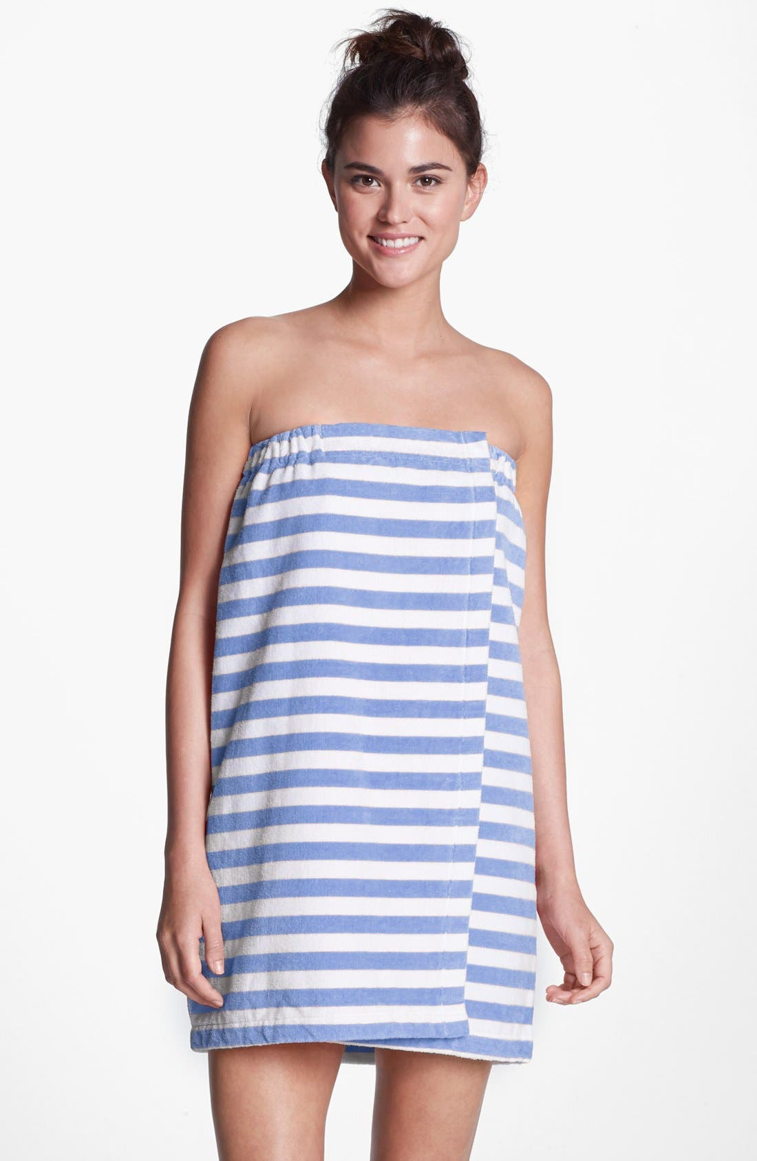 Main Image - Make + Model 'Summer Towel' Shower Wrap