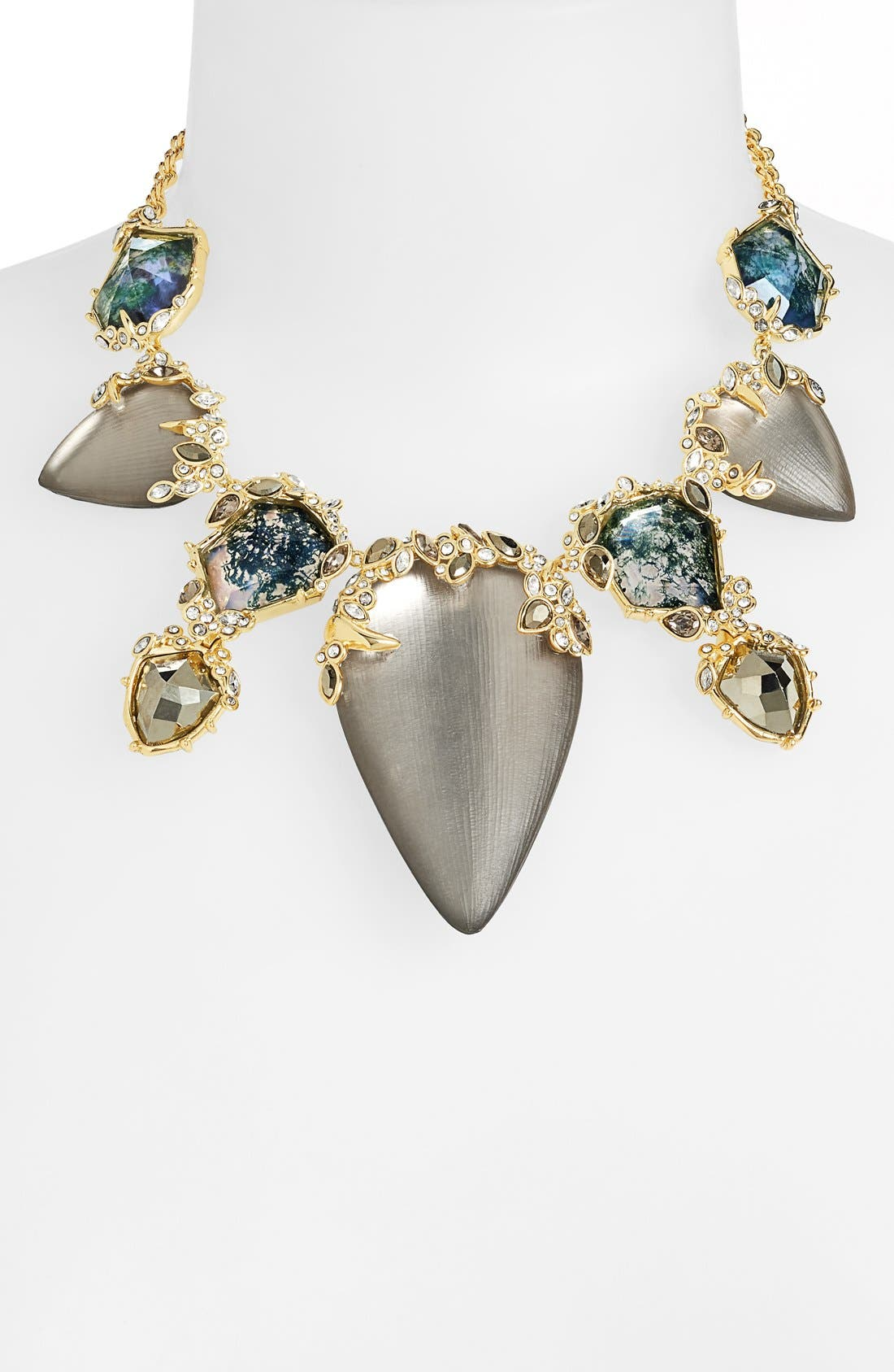 Alternate Image 2  - Alexis Bittar 'Lucite® - Imperial' Frontal Necklace
