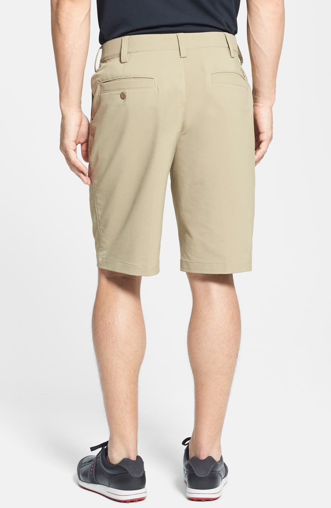 Alternate Image 2  - Under Armour 'Bent Grass 2.0' Woven Golf Shorts