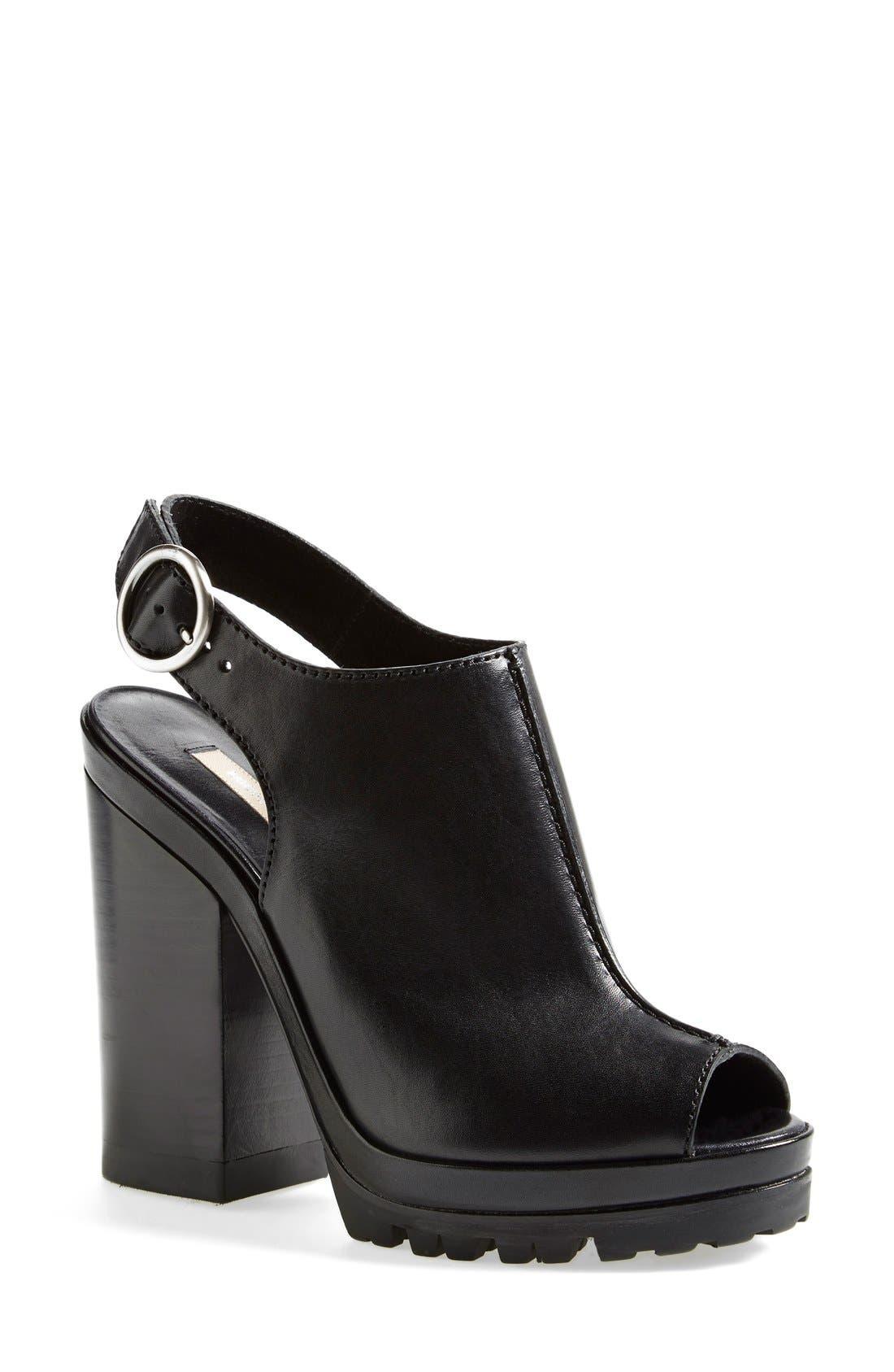 Alternate Image 1 Selected - Michael Kors 'Patras' Sandal (Women)