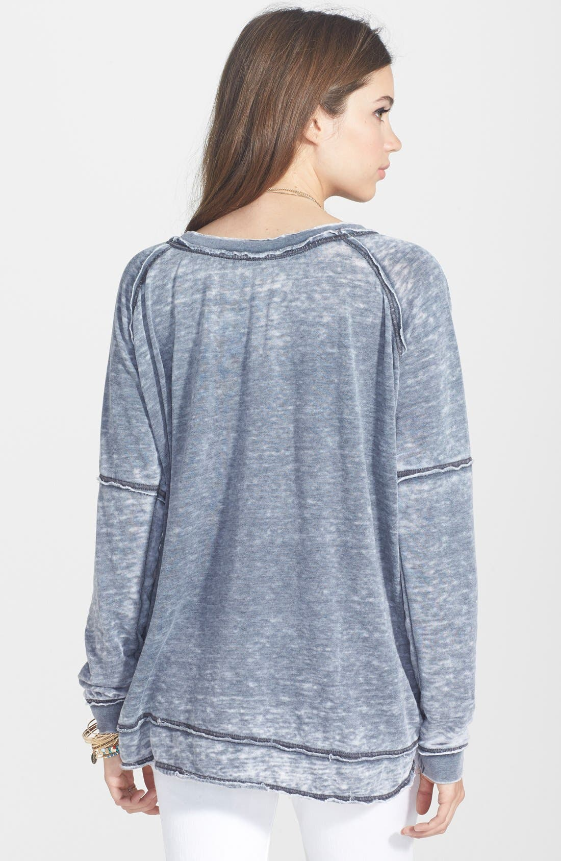 Alternate Image 2  - Free People 'Never Can Tell' Pullover