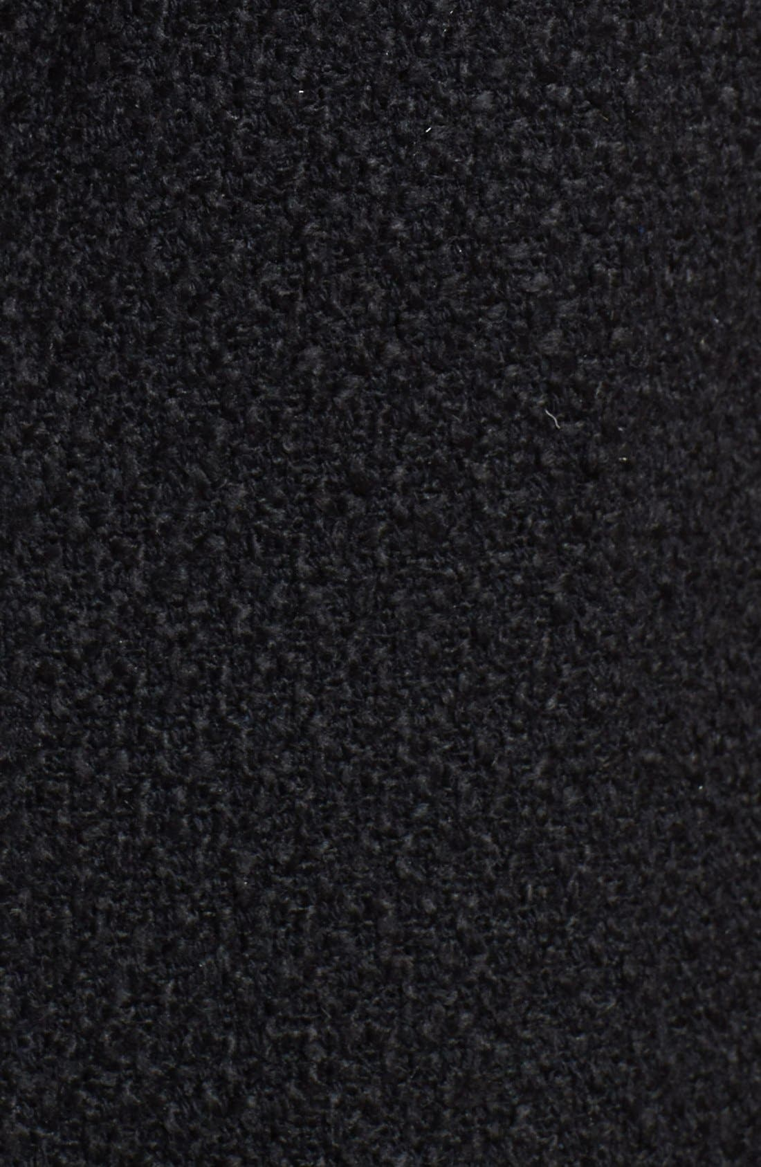 Alternate Image 4  - Mcginn 'Mavis' Metallic Trim Tweed Dress