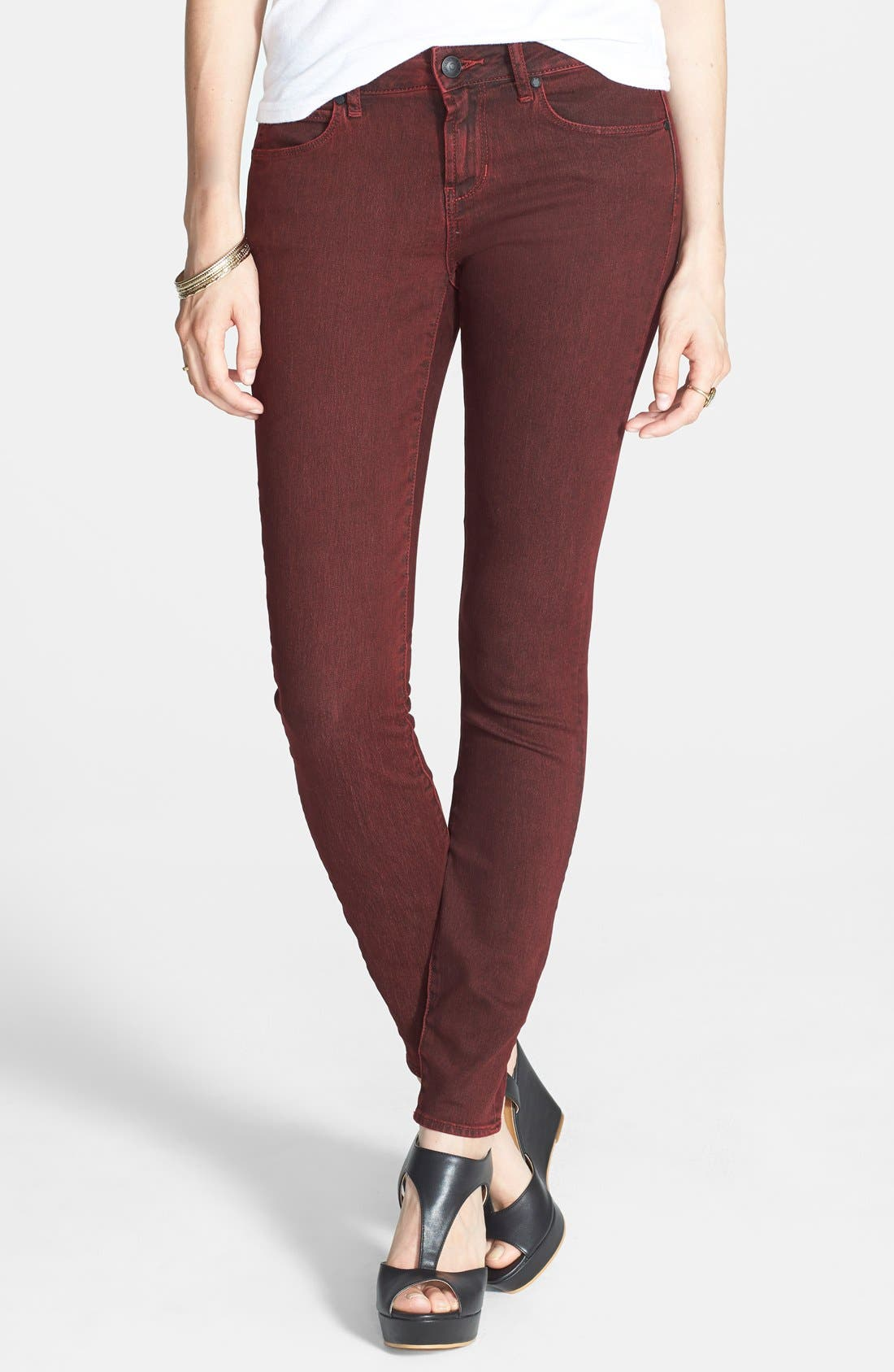 Alternate Image 1  - Articles of Society 'Mya' Skinny Jeans