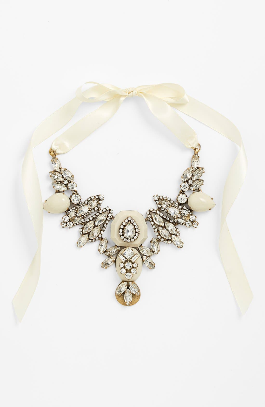 Main Image - Tasha Ribbon Collar Necklace