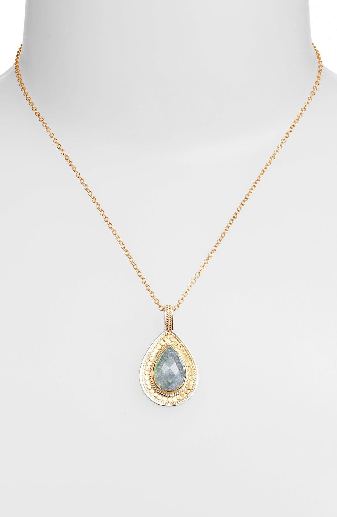 Alternate Image 1 Selected - Anna Beck 'Gili' Teardrop Pendant Necklace (Online Only)