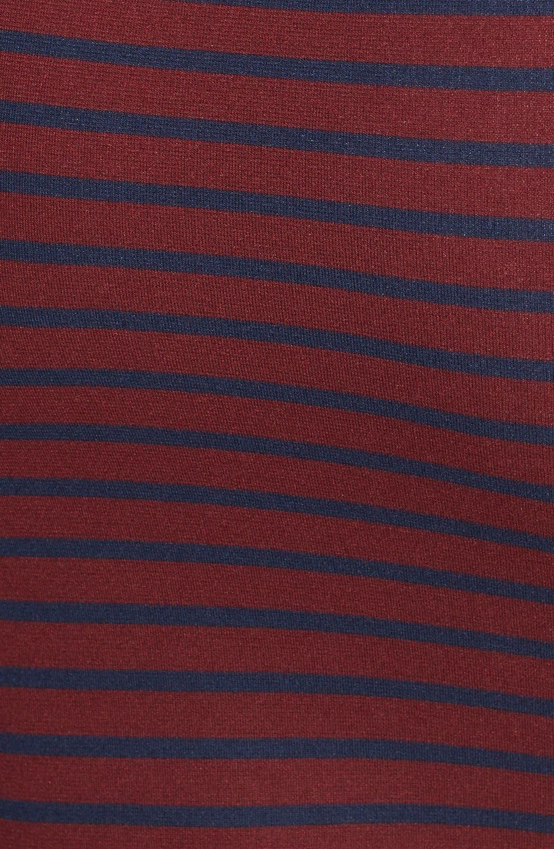 Alternate Image 3  - Ace Delivery Stripe Tube Skirt