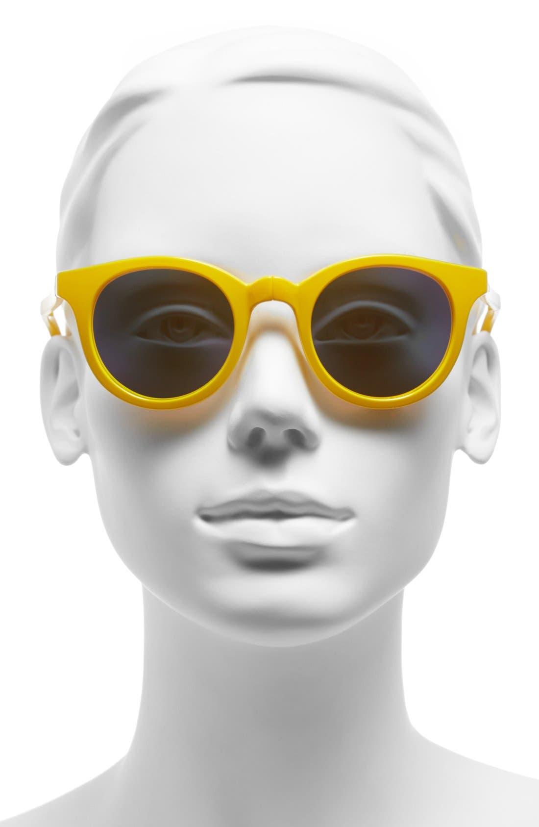 Alternate Image 2  - Sunpocket 'Samoa' 50mm Foldable Sunglasses