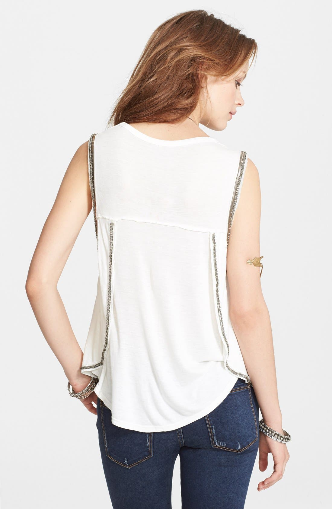 Alternate Image 2  - Free People Rock Tank