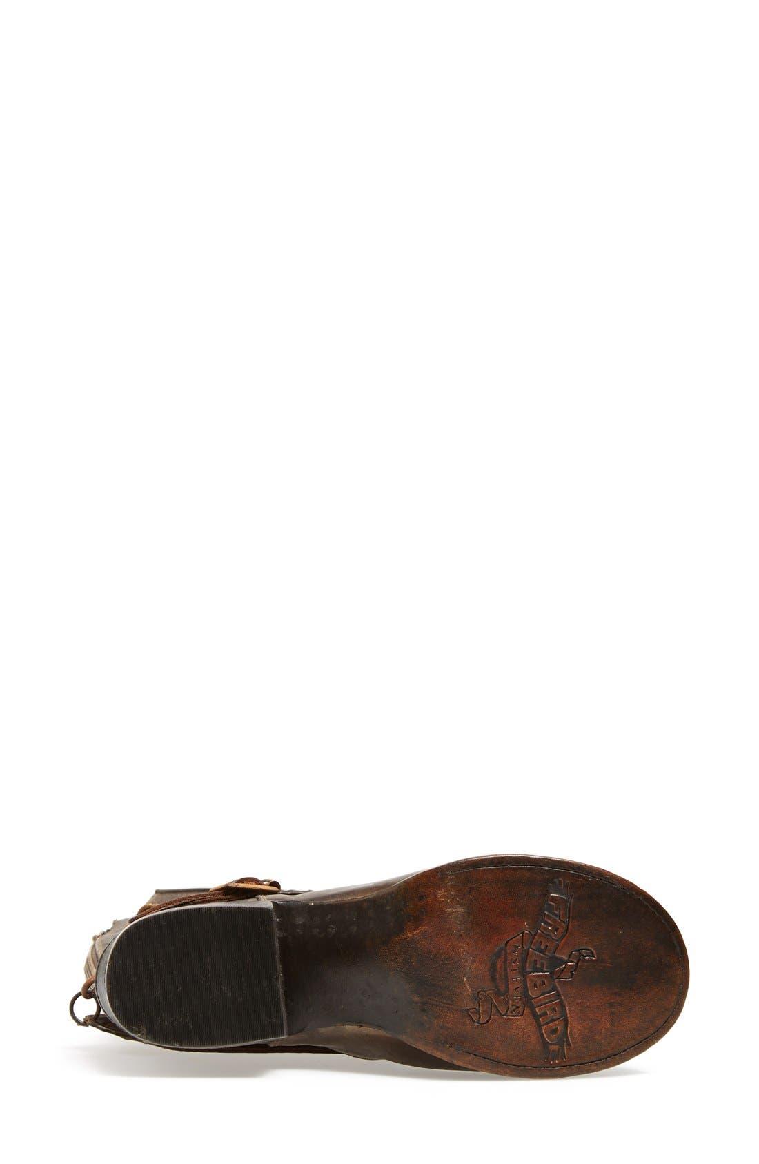 Alternate Image 4  - Freebird by Steven Western Leather Boot (Women)