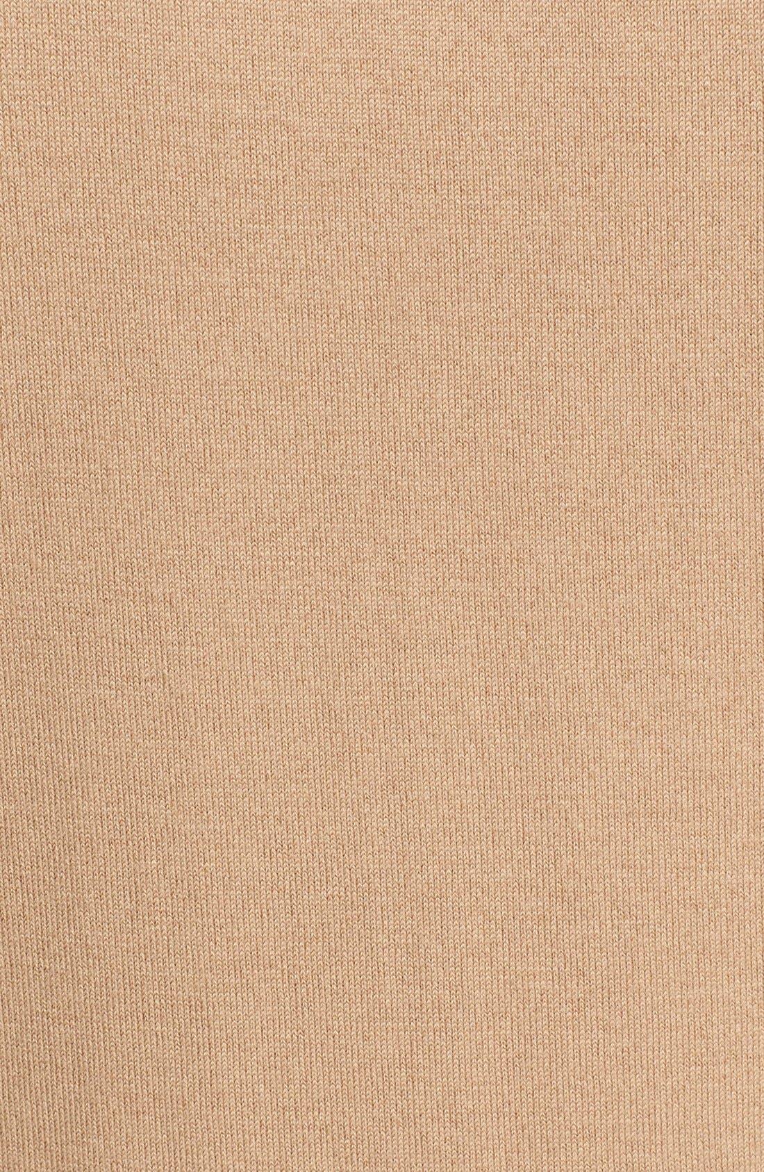 Alternate Image 3  - Theory Sleeveless Cashmere Blend Sweater