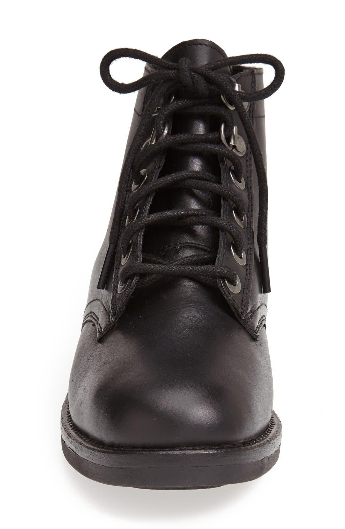 Alternate Image 3  - Topshop 'Alpha' Ankle Boot (Women)