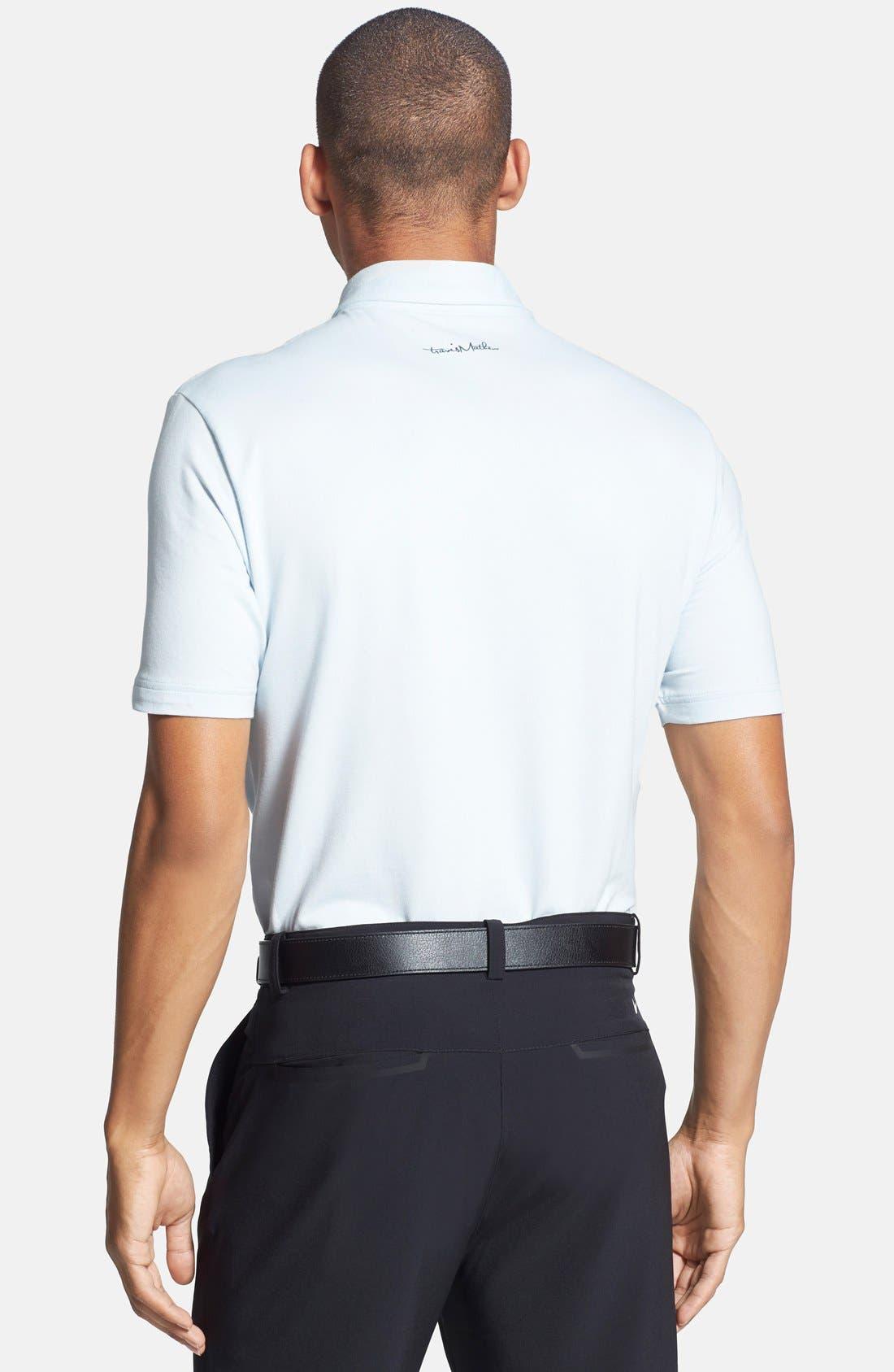 Alternate Image 2  - Travis Mathew 'Morrison' Trim Fit Golf Polo