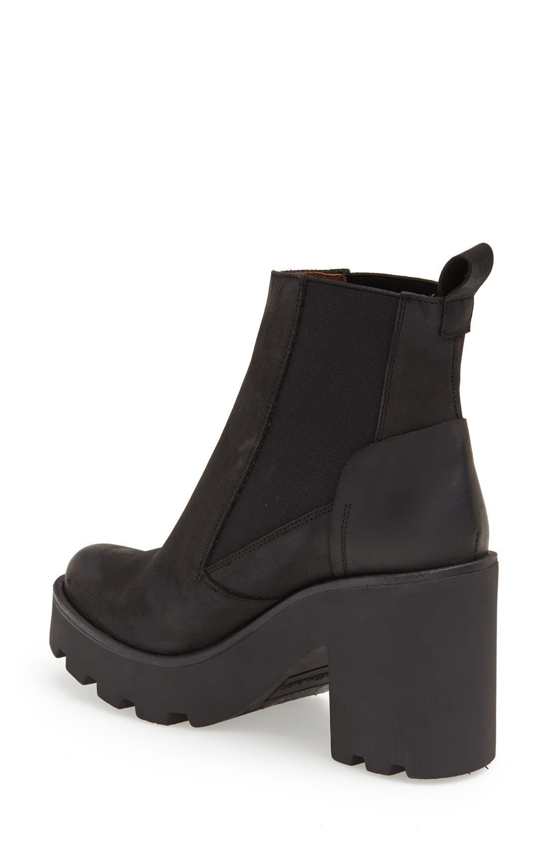Alternate Image 2  - SIXTYSEVEN 'Allie' Slip-On Boot (Women)